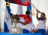 Team Venezuela. Credit: ISA/Michael Tweddle