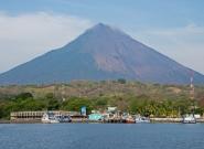 Concepcion Volcano Ometepe Island Nicaragua Lake Isa Tweddle