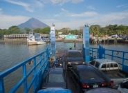 Ferry Ometepe Island Lake Nicaragua Isa Tweddle