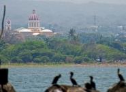 Granada Cathedral Lake Nicaragua Isa Tweddle