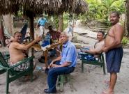 Lifestyle Ometepe Island Nicaragua Lake. Credit: ISA/Michael Tweddle