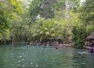 Ojo De Agua Pool Ometepe Island. Credit: ISA/Michael Tweddle