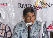Luis Skeen (Presidente Federación Mexicana de Surfing) - Photo: ISA / Reed
