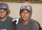 Rodrigo Peña (Vicepresidente Asociación de Surf de Nayarit) - Photo: ISA / Reed