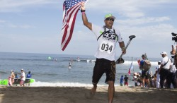 LEGENDARY 20KM MEN'S SUP AND PADDLEBOARD LONG DISTANCE RACE IN SAYULITA, MEXICO Image Thumb